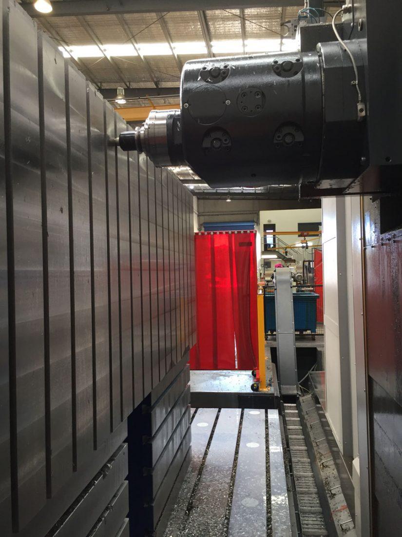 14 – Shw Travelling Column Milling Machine