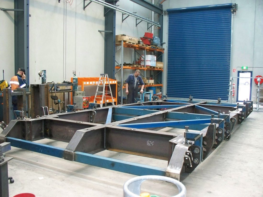 25 – Fixture Manufacturing