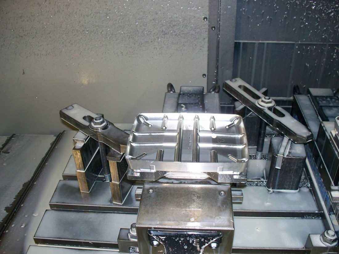 3 – Vacuum Tooling Manufacture