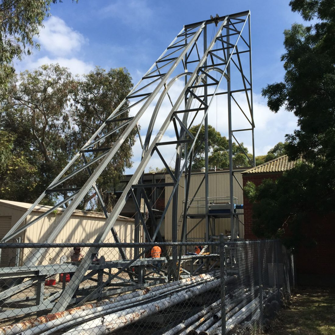 45 – Structure Relocation