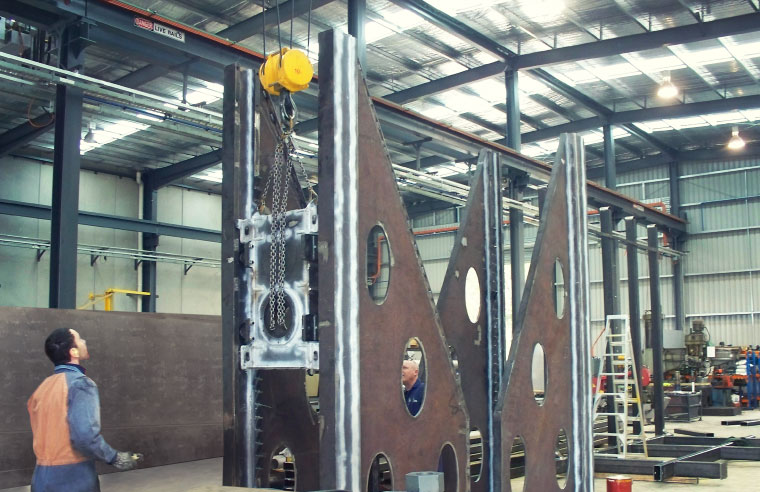 NJ Engineering fabrication Melbourne