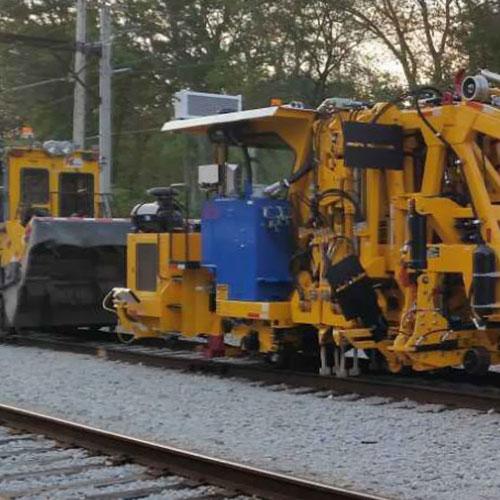 Rail Machinery Rail Infrastructure